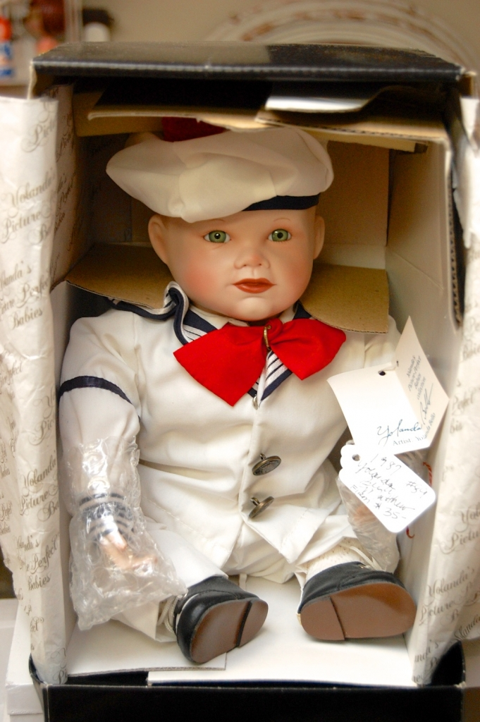 Sailor Boy Doll - 1987 Yolanda Bello Matthew