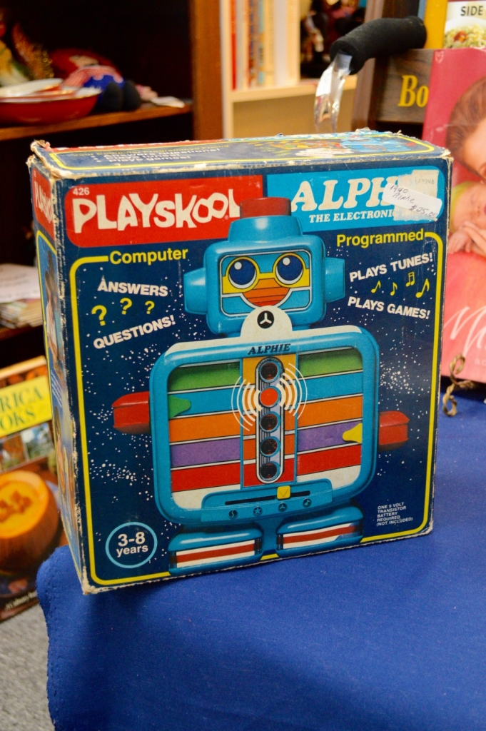 Playskool Alphie the Electronic Robot - Made in USA