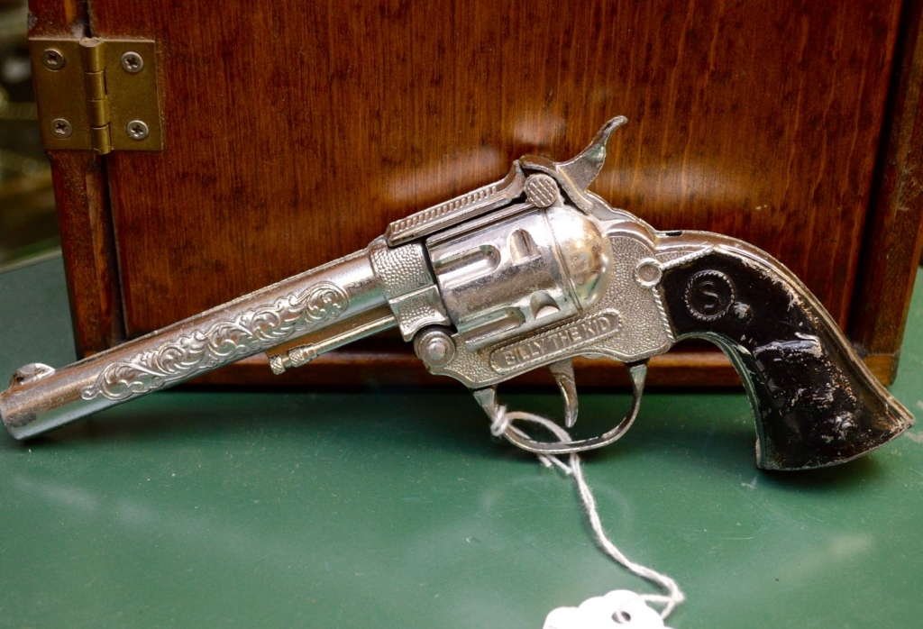 50's Billy the Kid Cap Gun