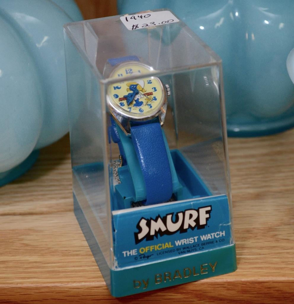 Smurf watch - Smurfette