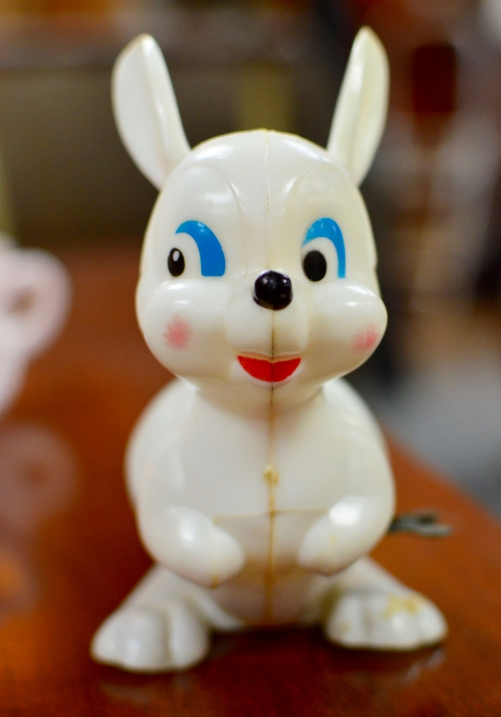 Wind-up Easter Bunny