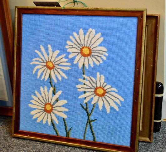 Daisy Needlework