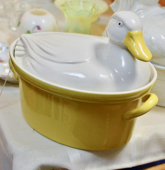 Hall duck casserole dish