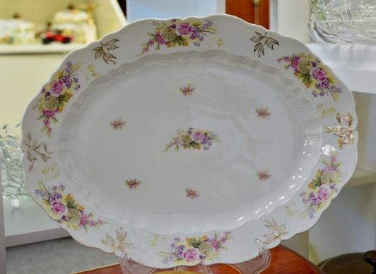 "13"" platter - German mark C.T. 1925-1932"