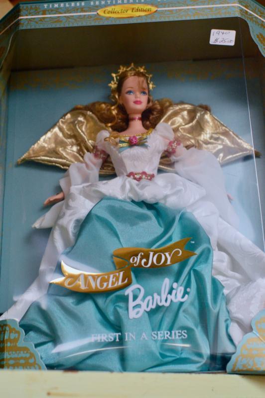 Collector edition Angel of Joy Barbie