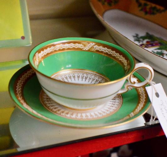 Spode cup & saucer
