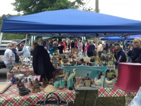 Antiques at Gresham Lake Spring Flea Market - Photo 1