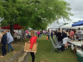 Antiques at Gresham Lake Spring Flea Market - Photo 4